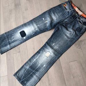Men's Parasuco denim jeans, size 34